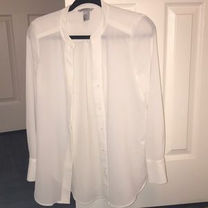 H&M's button down shirt